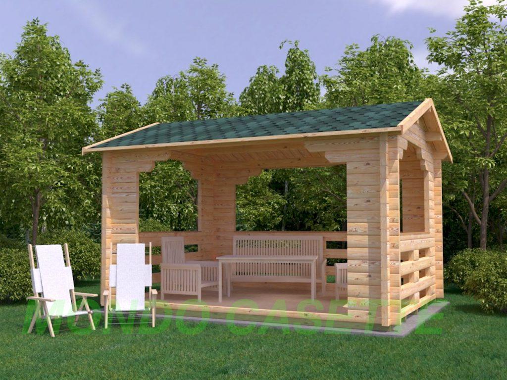 Come scegliere una casa in legno guida per una scelta for Mondo casette prefabbricate