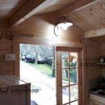 Come trattare casette in legno per una corretta manutenzione