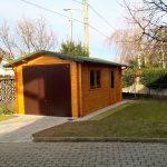 Come scegliere un garage in legno