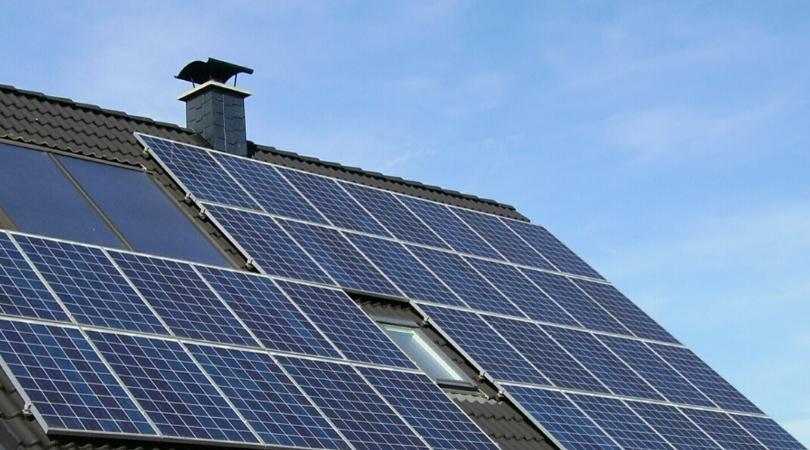 Casa Legno Pannelli Solari