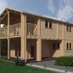 Quanto costa una casa prefabbricata in legno