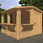 Come scegliere un chiosco in legno per il giardino?